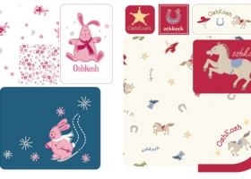 Baby Infant Graphics for OshKosh BGosh