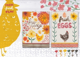 Farm Fresh Fun fabric product concepts
