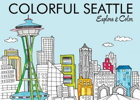 Colorful Seattle for Colorful Cities