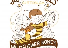 JoyPhil Bees beekeeping t shirt