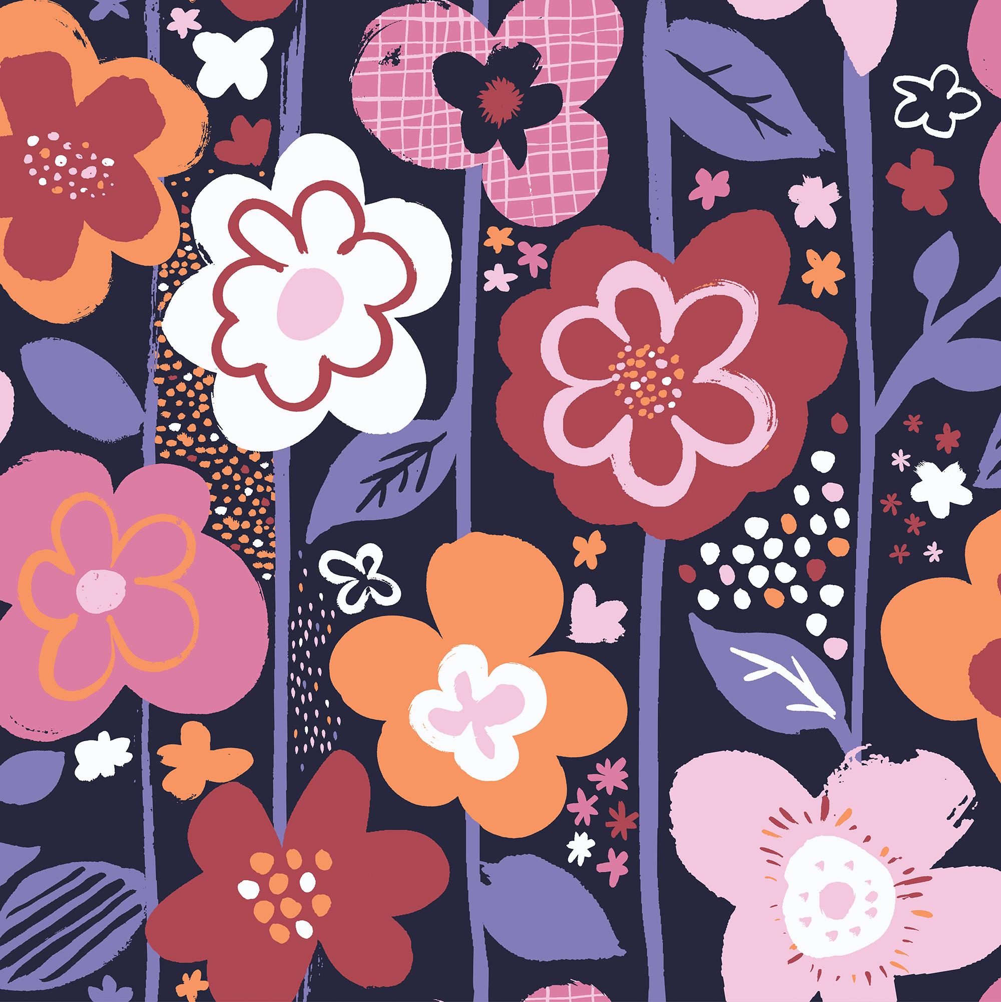 Repeat Patterns By Award Winning Illustrator Steph Calvert