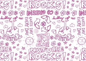 Nature Rocks pattern for Kohls