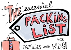 The Essential Vacation Packing List