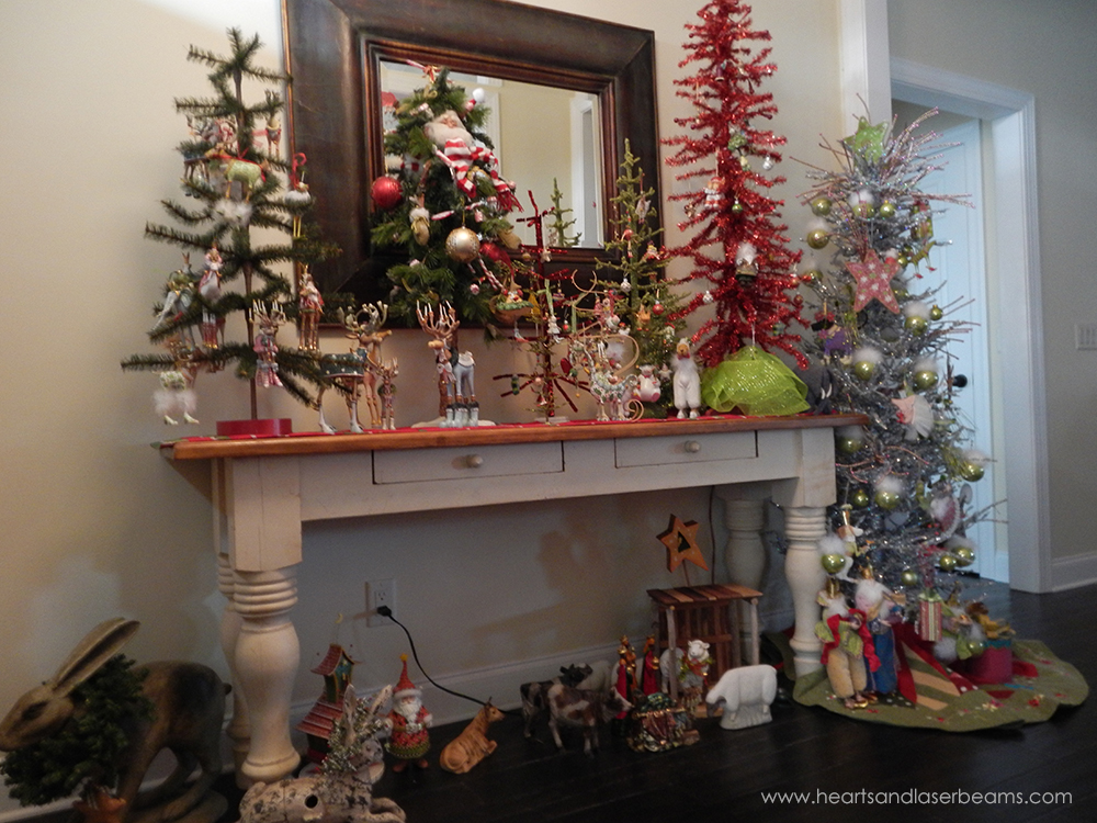 A Christmas Carole: Beautiful Christmas Decorations - Steph ...
