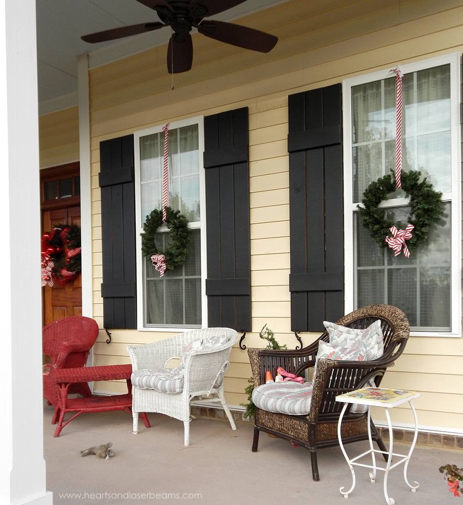 front porch a christmas carole beautiful christmas decorations from the heart