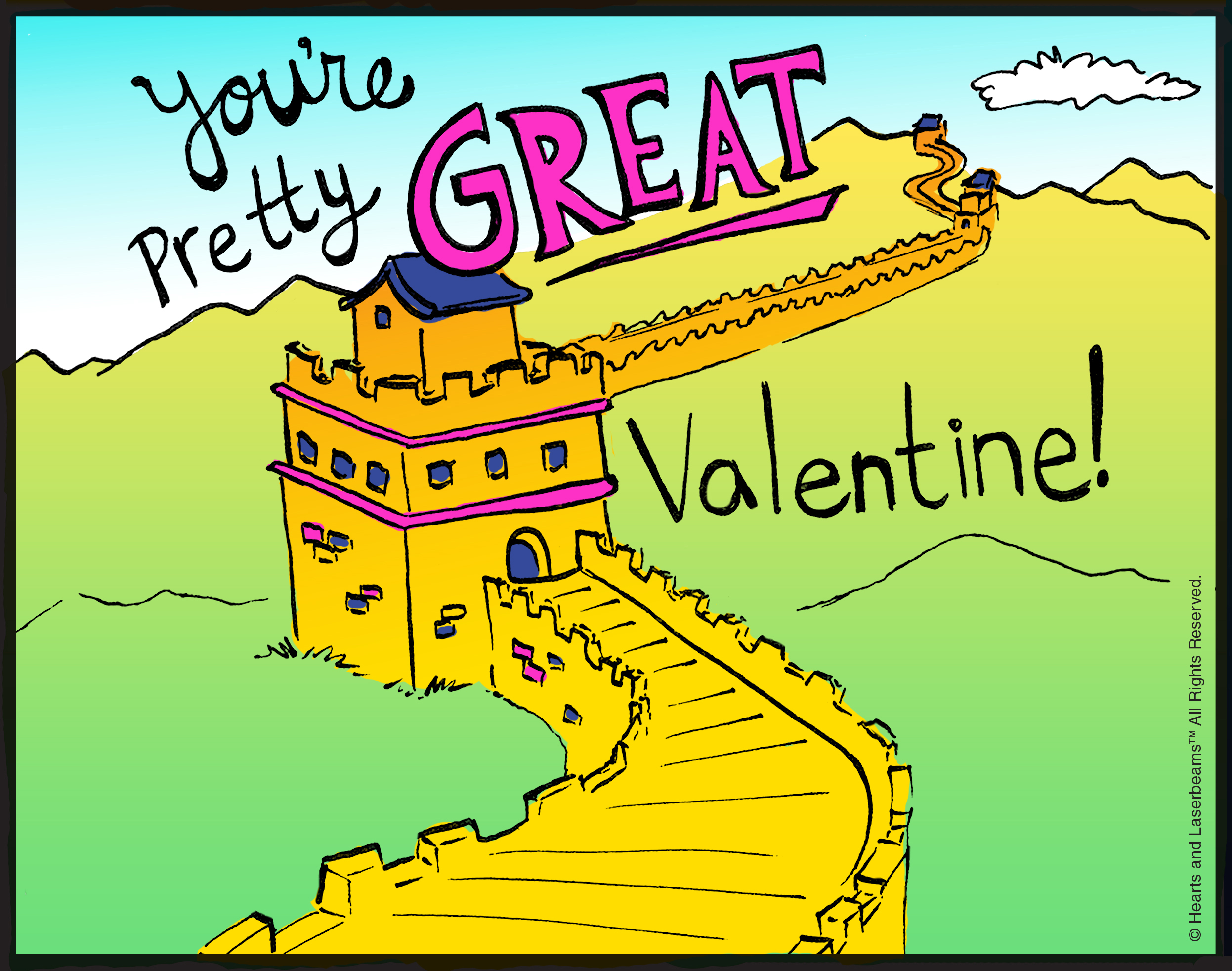 Cute Great Wall Of China Clip Art Ideas - The Wall Art Decorations ...