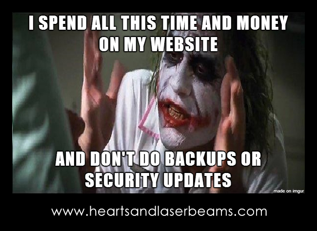 Funniest Memes Ever Made : Funny memes to celebrate our new site maintenance services