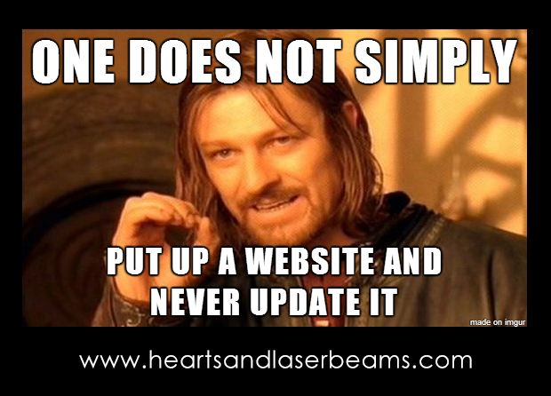 Funny Meme Site : Funny memes to celebrate our new site maintenance services