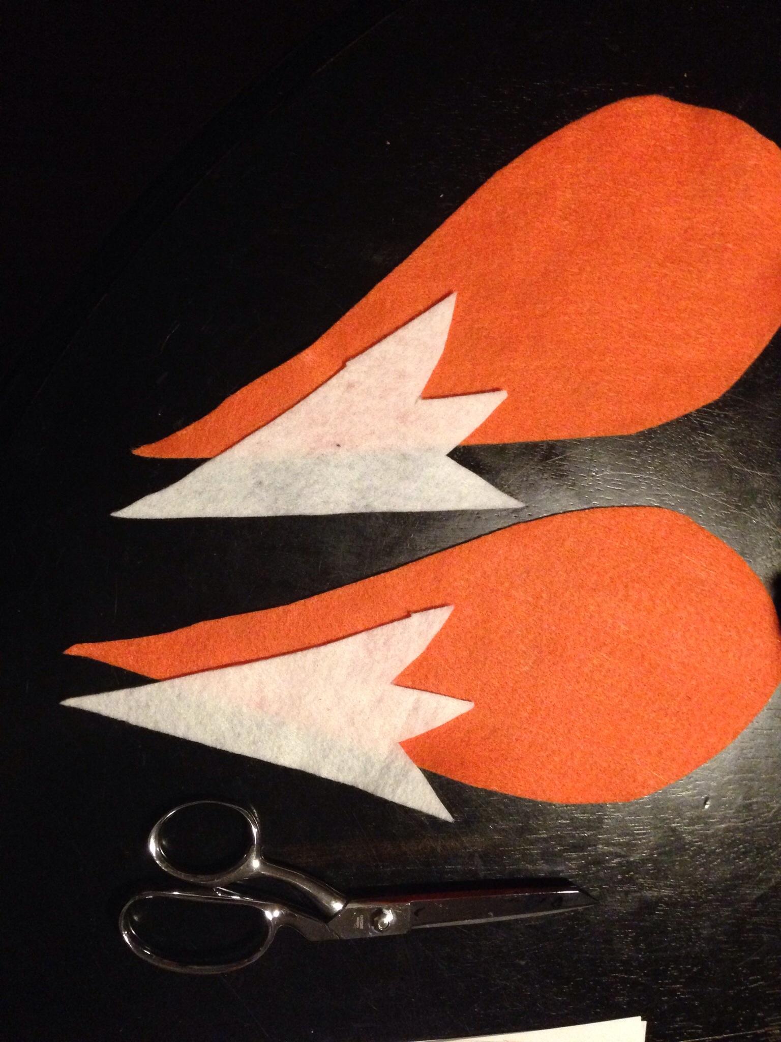 fox tail  Logo Templates  Creative Market
