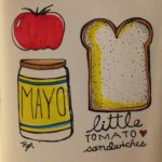 Recipe: Little Tomato Sandwiches