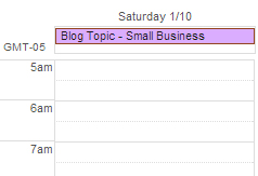 How to Start a Blog Editorial Calendar with Free Printable Editorial Calendar - Hearts and Laserbeams