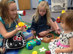 Playskool Toys for Babies on the Go - Hearts and Laserbeams