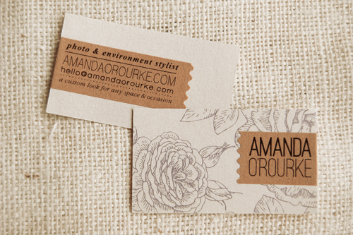Great business card design ideas steph calvert art colourmoves