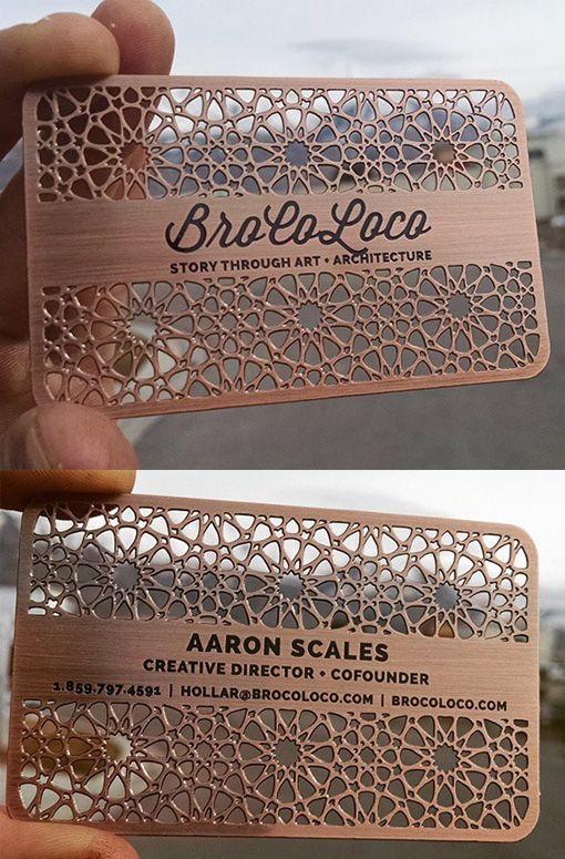 Great business card design ideas steph calvert art laser cut designs reheart Image collections