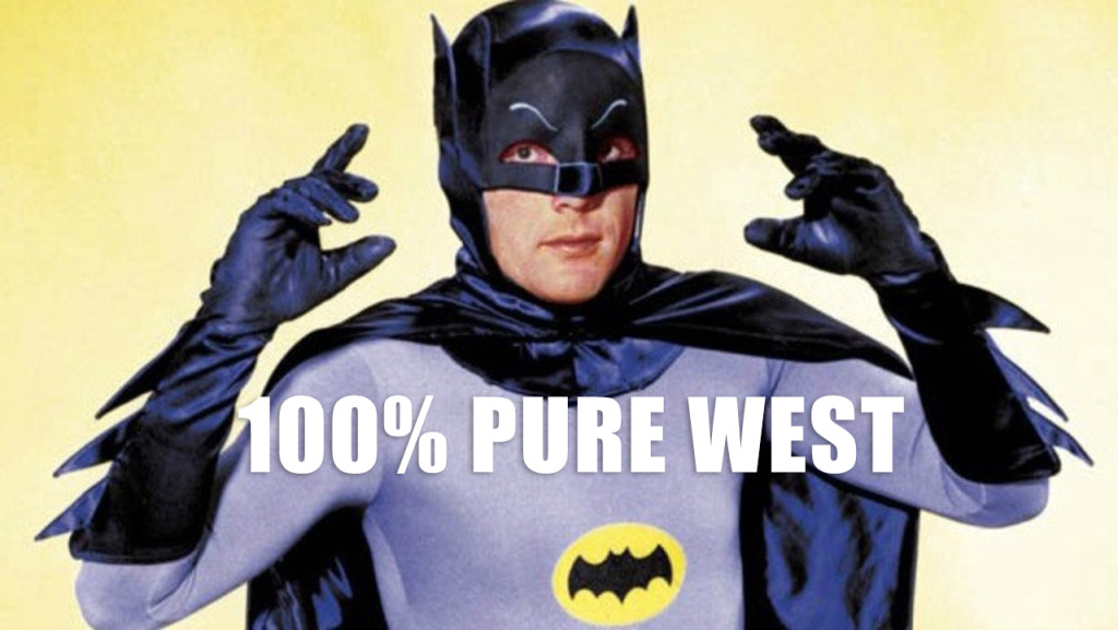 100% Pure West - Hearts and Laserbeams