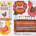 Product Concept Art: Farm Fresh Fun
