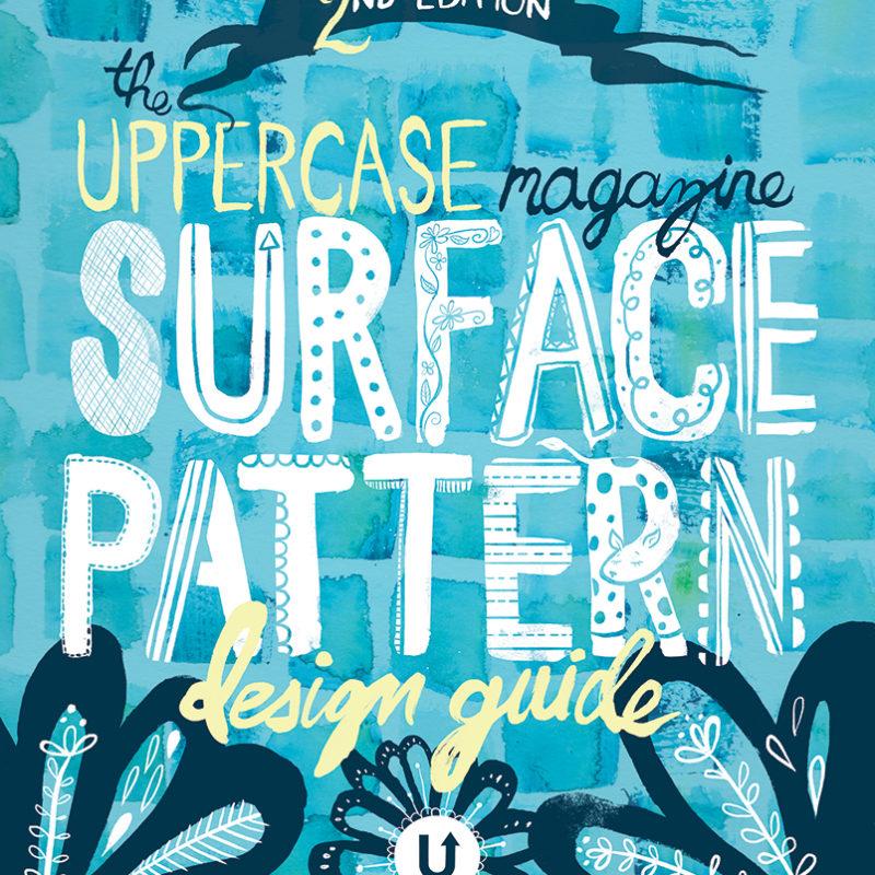 Book Cover Design Concept for Uppercase Magazine
