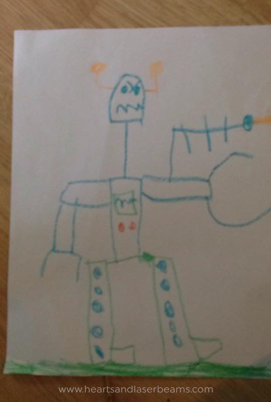 Drawing Robots with Phil
