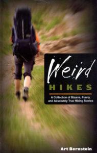 Book Report: Weird Hikes by Art Bernstein