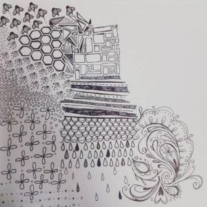 Today's Peek in the Illustration Studio